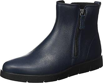 ecco STIEFELETTE - Boots à talons bleu