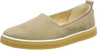 Ecco Crepetray, Derbys Femme, Blanc (Shadow White/Powder), 42 EU