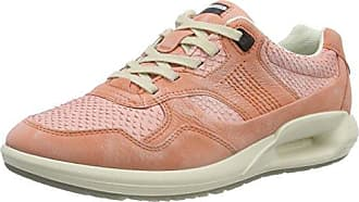 Ecco CS16 Ladies, Zapatillas para Mujer, Naranja (59441CORAL Blush/Coral), 42 EU