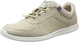 Ecco Sense, Sneakers Basses Femme, Beige (Oyester), 37 EU