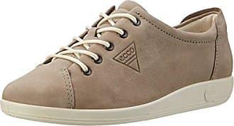 Ecco Crepetray, Zapatos de Cordones Derby para Mujer, Beige (Muted Clay/Powder), 36 EU Ecco