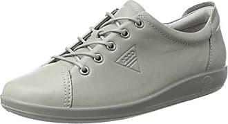 ECCO Soft 1, Zapatillas Para Mujer, Gris (Wild Dove), 42 EU