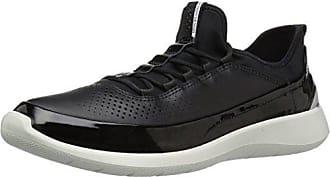 Ecco Sneak Ladies, Zapatillas para Mujer, Negro (Black/BLACK51052), 41 EU