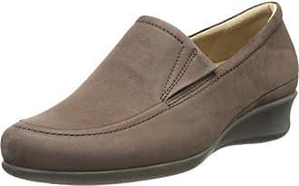 Ecco Footwear Fara Slip-on Loafer para mujer, Tarmac Palm Print / Deep Forest, 39 EU / 8-8.5 M EE. UU.