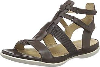 Ecco Damara Sandal Brown, Schuhe, Sandalen & Hausschuhe, Riemensandalen, Braun, Female, 36