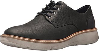 Ecco Irving, Zapatos de Cordones Derby para Hombre, Gris (Dark Clay), 46 EU Ecco