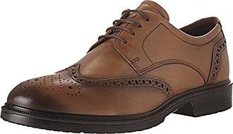 Ecco Aquet, Zapatos de Cordones Brogue para Mujer, Rosa (Rose Dust 1118), 36 EU