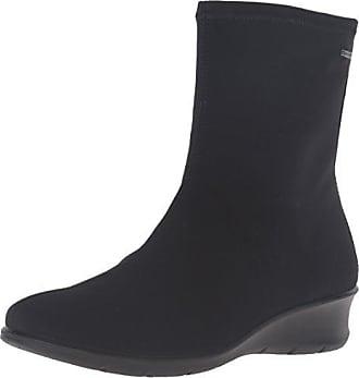 Ecco Shape M 15, Botas para Mujer, Negro (Black/Black), 35 EU