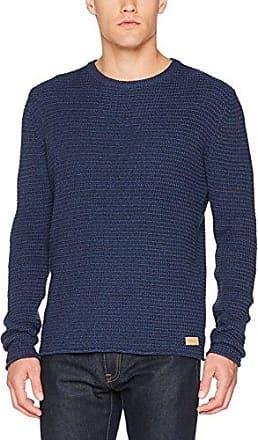 097cc2i011, Pull Homme, Bleu (Navy 400), LargeEDC by Esprit