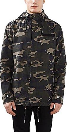 Esprit camouflage jacke