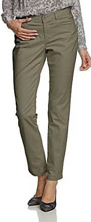 21507033 - Pantalon - Droit - Femme - Beige (taupe) - 38 (Taille fabricant: 8)Eddie Bauer