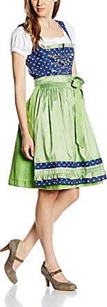 Edel Herz Moni - Vestido Tradicional Austriaco para Mujer, Color Grün (Grün-Blau 794), Talla 40