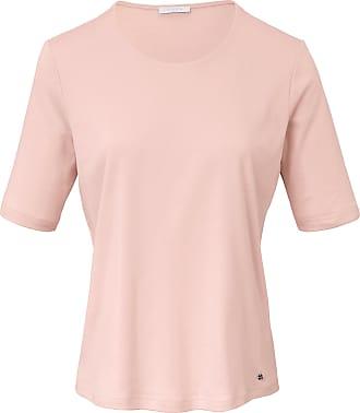 Große Größen - Rundhals-Shirt mit langem 1/2-Arm Efixelle