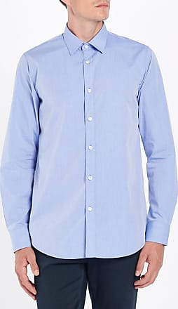 1050s180038, Chemise Casual Homme, Multicolore (Topos Blancos Único), Medium (Taille Fabricant:39)El Ganso