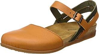 Sandali 35 arancioni 1789 Cala