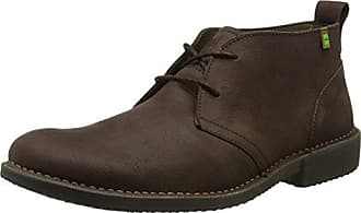 El Naturalista NF81 PLEASANT BROWN / RICE FIELD Marrone - Chaussures Low boots Femme