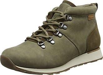 Unisex Adults Nd62 Pleasant-Lux Suede Kaki/Walky Hi-Top Sneakers El Naturalista