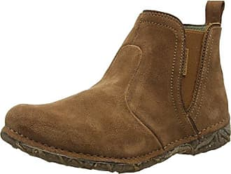Mens Ng23 Lux Suede Wood/Yugen Moccasin Boots El Naturalista