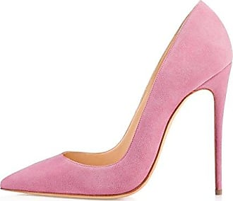 Damen High Heels Pumps - Champagne Pink, EU 36