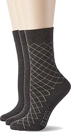 Womens Calf Socks Elbeo
