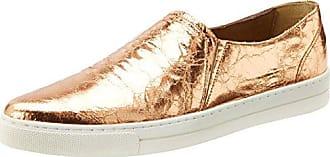 Eleven Paris Sharp Wrinkled, Damen Sneakers, Gold (Copper), 38 EU
