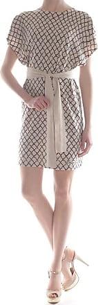 DRESS 00145-VANILLA Elisabetta Franchi