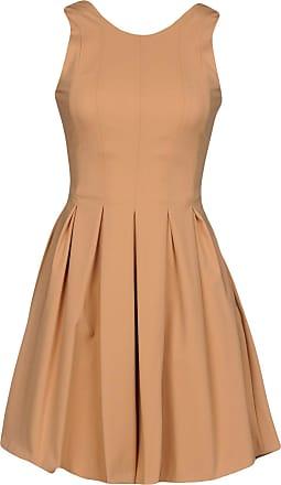 Dress for Women, Evening Cocktail Party On Sale, Powder Pink, Viscose, 2017, 10 Elisabetta Franchi
