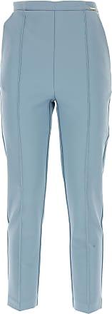 Pants for Women On Sale, Sugar paper, polyamide, 2017, 24 26 28 30 Elisabetta Franchi