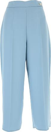Pants for Women On Sale, Beige, polyestere, 2017, 10 12 24 26 28 30 32 8 Elisabetta Franchi