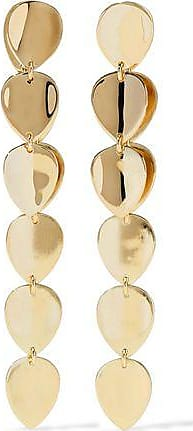 Elizabeth And James Woman Gold-tone Bead Earrings Gold Size Elizabeth & James