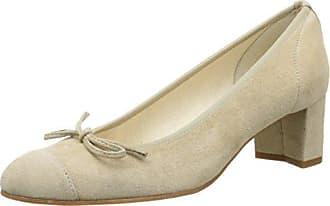 Elizabeth Stuart Roval, Zapatos con Tira de Tobillo para Mujer, Multicolor (Noir/Sable 300/2), 41 EU