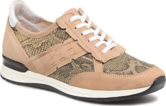 Elizabeth Stuart - Damen - Gorki 776 - Sneaker - beige