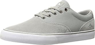 Emerica Leo Dark Grey/Red, Color Gris, Talla 39