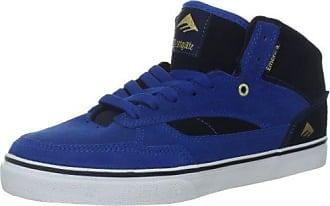 Emerica 6101000095, Chaussures Homme - Bleu - Multicolore - Bleu Marine (Navy/Gum), 7,5 EU