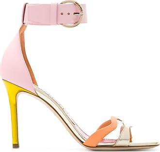 strappy colour-block sandals - Multicolour Emilio Pucci