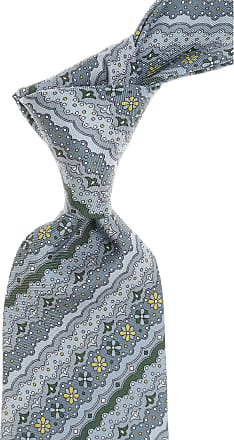 Ties On Sale, Pistachio, Silk, 2017, one size Emilio Pucci