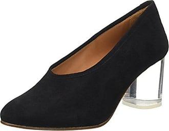 Emma Go Women's Ivy Lucite Closed Toe Heels