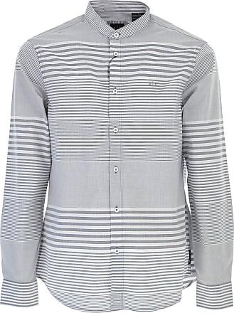 Shirt for Men On Sale, White, Cotton, 2017, 15 15.5 15.75 Emporio Armani