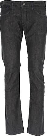 Jeans On Sale, Black, Cotton, 2017, 29 30 32 33 34 Emporio Armani