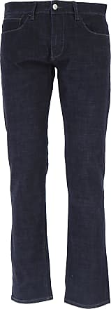 Jeans On Sale, Black Denim, Cotton, 2017, 33 34 36 38 40 Emporio Armani