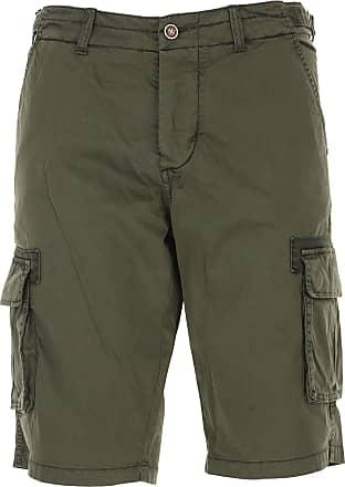 Shorts for Men On Sale, White, Cotton, 2017, 34 36 Emporio Armani