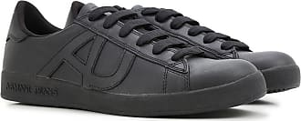 Womens Shoes On Sale, Black, Leather, 2017, US 7 - UK 6.5 - EU 40 Emporio Armani
