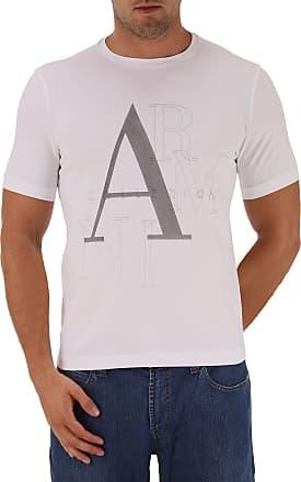 Shirt for Men, White, Cotton, 2017, XXL XXXL Emporio Armani