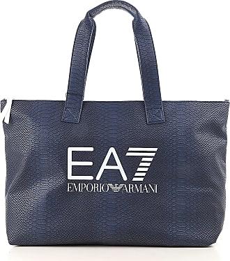 Umhängetasche für Damen Günstig im Sale, Marineblau, Polyester, 2017, one size Emporio Armani