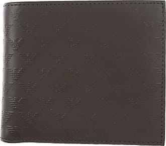 Wallet for Women On Sale, Midnight, Leather, 2017, One size Emporio Armani