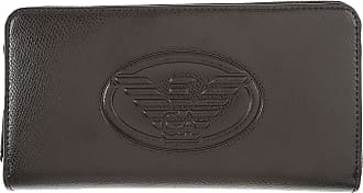 Wallet for Women On Sale, Midnight Blue, Eco Leather, 2017, One size Armani Jeans