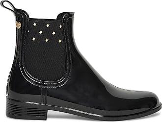 Chelsea boots de pluie IGOR noir et cuivréÉram