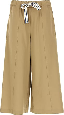 Pants for Women On Sale, Pearl, acetate, 2017, 28 Erika Cavallini Semi Couture