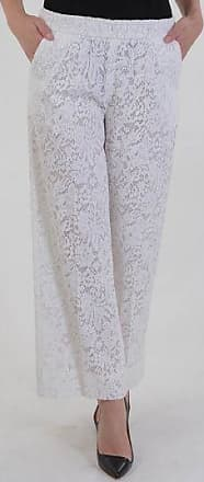 13cm Stretch Denim Embroidered Jeans Spring/summer Ermanno Scervino