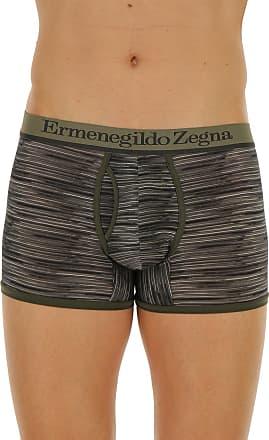Swim Shorts Trunks for Men On Sale, Military Green, Modal, 2017, M (EU 4) S (EU 3) L (EU 5) XL (EU 6) Ermenegildo Zegna